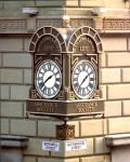 Scottish Legal Life Clock